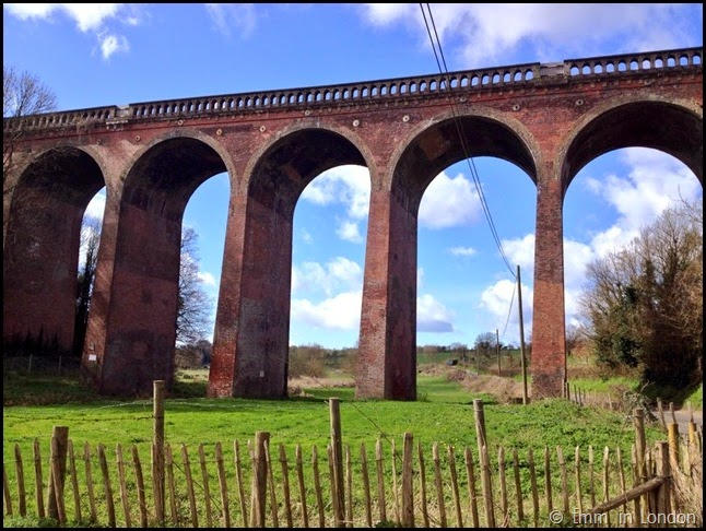 Eynsford Viaduct