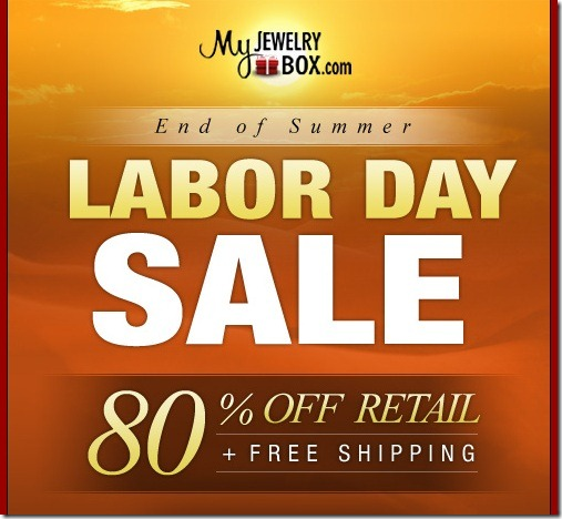labor day myjewelrybox