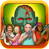 Undead Hunt - a Zombie Epic