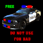 Police Light Free icon