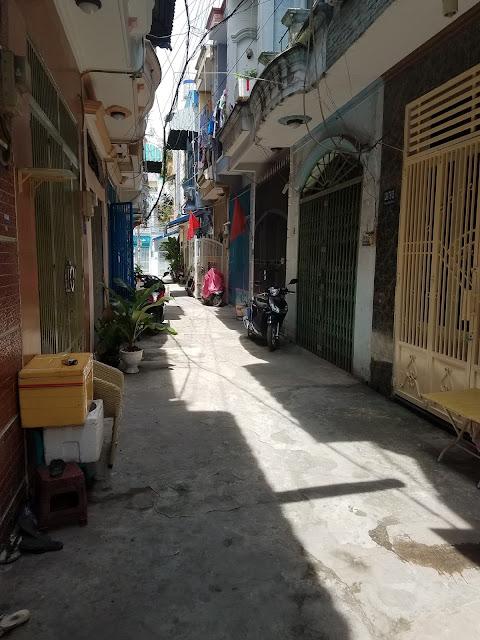 Bán nhà hẻm một sẹc Phan Huy Ích Quận Tân Bình 01