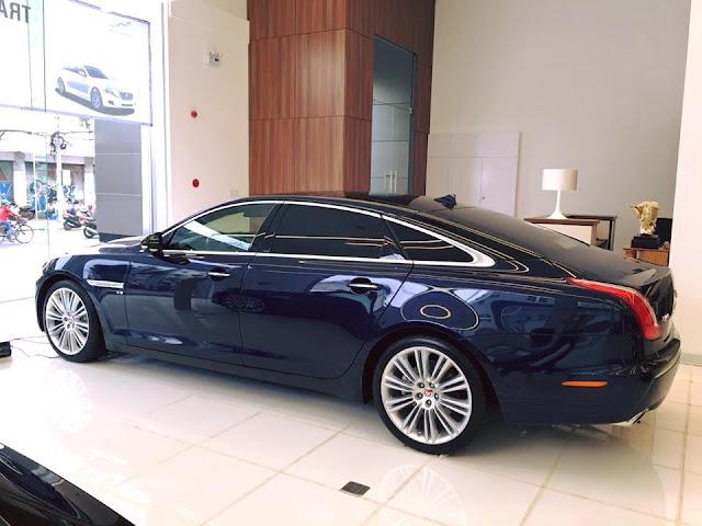 Xe Jaguar XJL Premium Luxury LWB 05