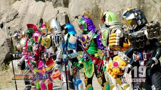 Kamen Rider Gaim Gaiden