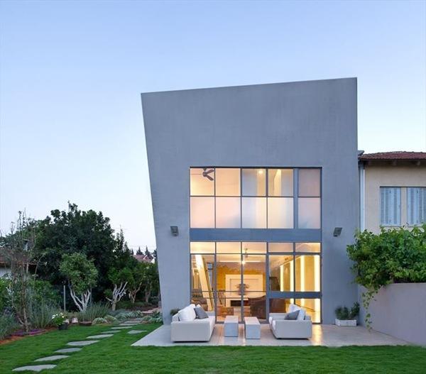 H House de Sharon Newman Architects