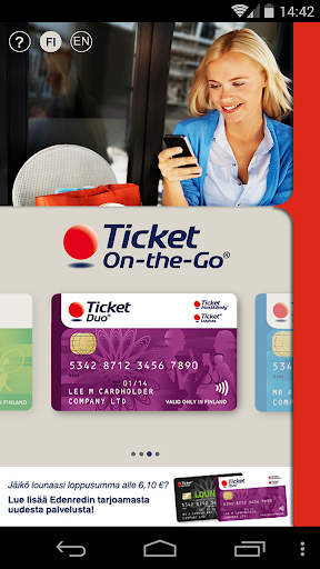 Ticket On-the-Go