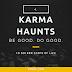 #Karma #haunts.. #10GoldenStepsOfLife by @SrishtiPub @AuthorsOwn #life #quote