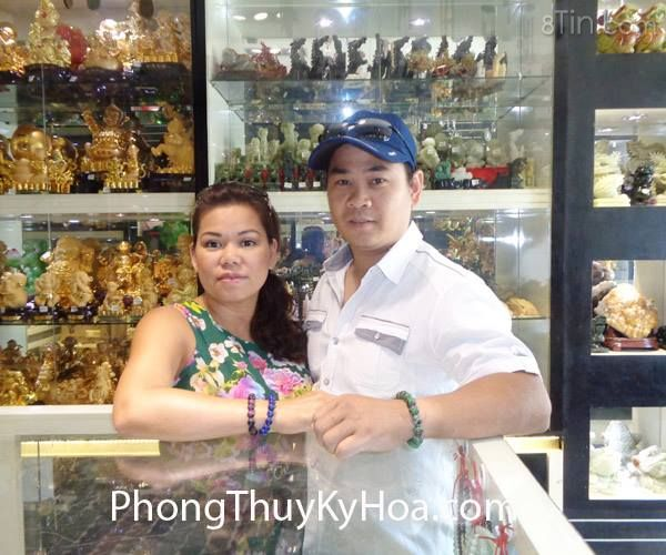 Cảm ơn Vợ chồng anh Tùng đã mua Chuỗi hồng lục bảo