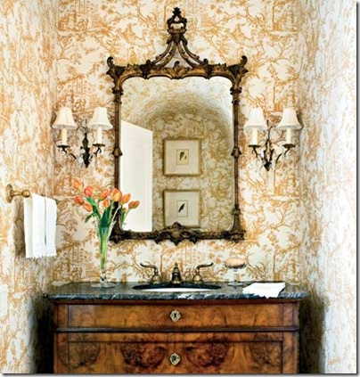 All In The Detail Freshen Up Your Powder Room