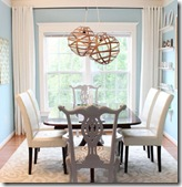 white and blue dining room4