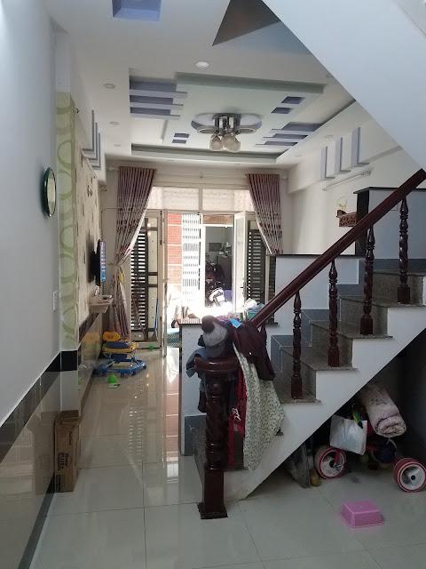 Bán nhà hẻm một sẹc Phan Huy Ích Quận Tân Bình 05