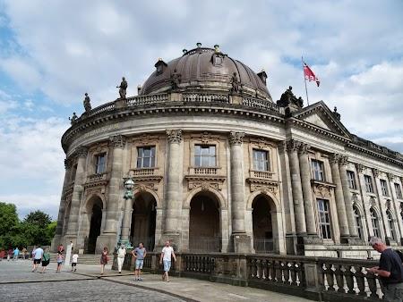 Muzeu Berlin: Bodenmuseum Berlin