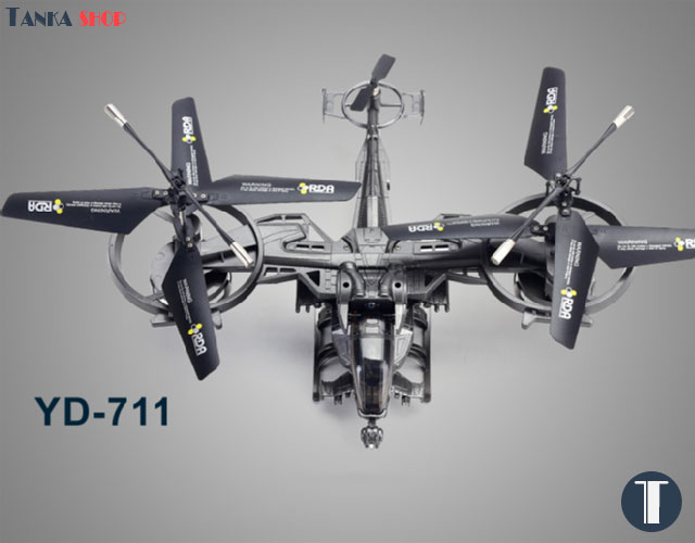 Attop YD-711 Avatar RC Helicopter