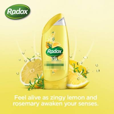 A new zingy fragrance to RefreshTheWeek Guess which mood this Radox product