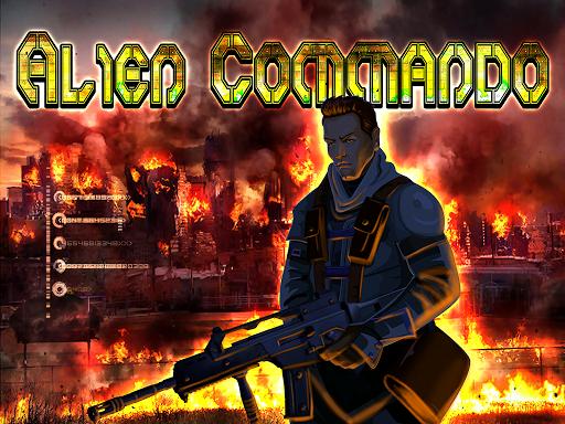 Alien Commando - Shooting Game
