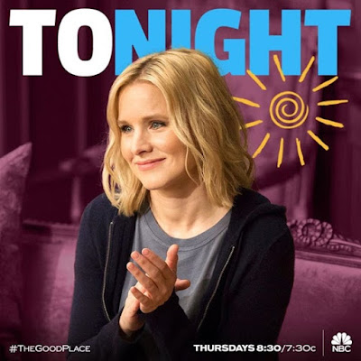 Time to turn this afterlife around Dont miss The Good Place tonight