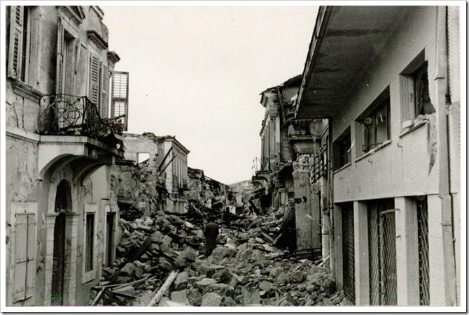 Η Κεφαλονιά μετά το σεισμό