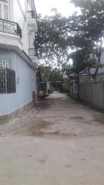 Bán nhà 1 sẹc Lê Văn Khương Quận 12 - 005