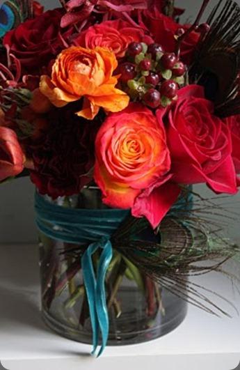ranun. 1 blush floral design