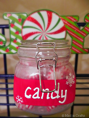 candy canister