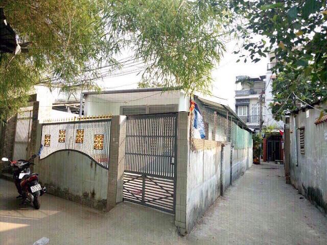 Bán nhà cấp 4 Tân Hưng Thuận Quận 12