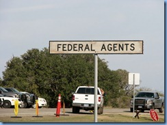 7209 Texas, Sarita - US-77 North - Border Patrol Checkpoint