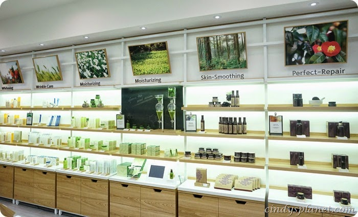 Innisfree malaysia shop tour product review cindy 39 s planet for Scab design outlet