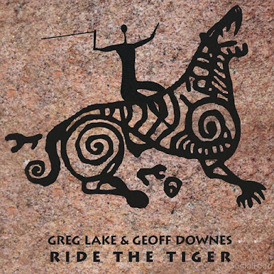For Immediate Release Unreleased Greg Lake Geoff Downes Album Ride The Tiger