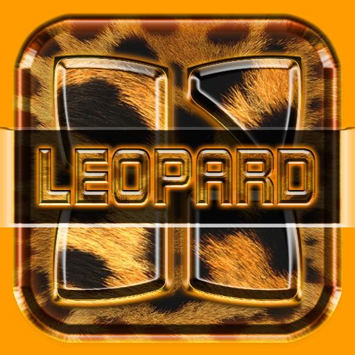Next Launcher 3D Theme Leopard