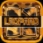 Next Launcher 3D Theme Leopard icon