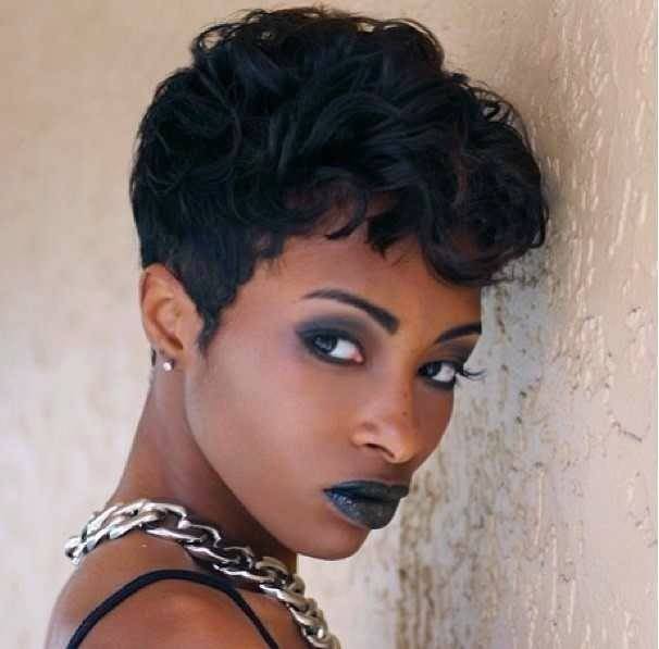 Hairstyles For African American Women 2015