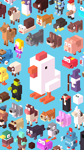 Crossy Road 2.4.8409 (Unlocked/Coins/Ads-Free)