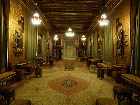 Imagini Romania: Camera Orientala din Peles