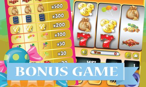CandyMega 777 Slot