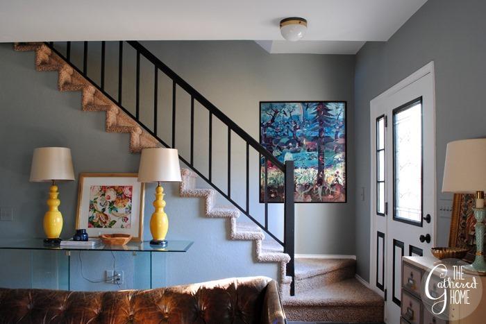 Stairway Art Option 1