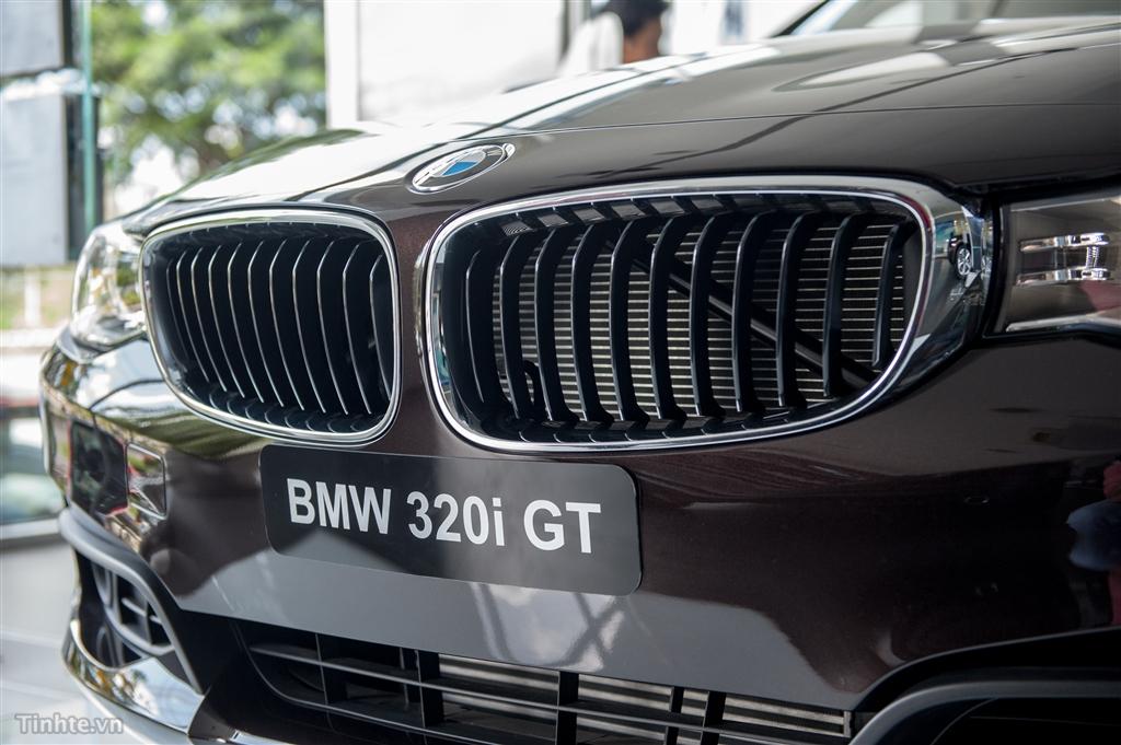 Ngoại thất xe BMW 320i GT 02