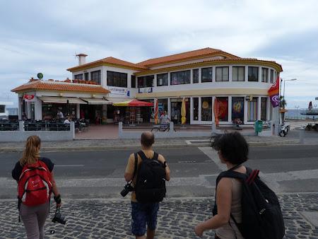 Bar restaurant magazin Porto Santo