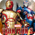 Iron Man 3 Live Wallpaper icon