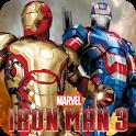 Iron Man 3 Live Wallpaper icon