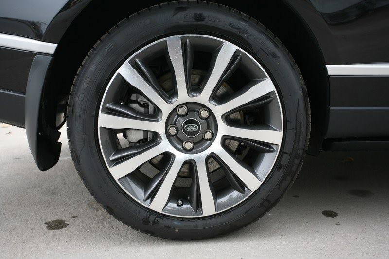 Xe Land Rover Range Rover Autobiography LWB Full Oftion màu đen 04