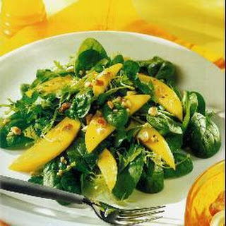 Gold on a Bed of Green Leaves Recipe