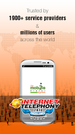 iTel Mobile Dialer Express Screenshot 1