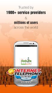 iTel Mobile Dialer Express- screenshot thumbnail