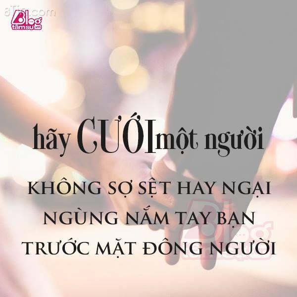 Hãy cưới một người : tinhyeu