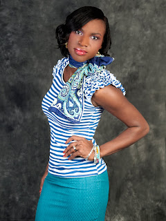 Joëlle Kabena Mumba, congolaise vivant aux Etats-Unis.