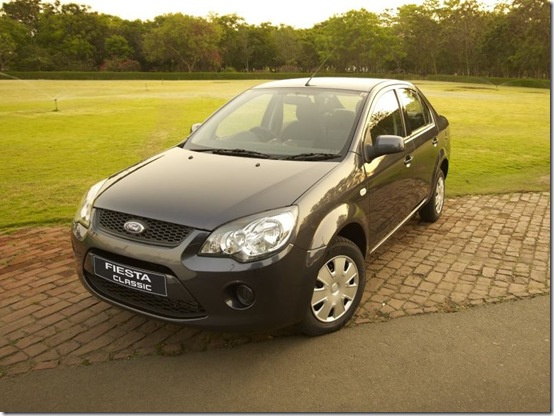 Ford Fiesta Classic Price, Specifications & Review