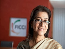 Naina Lal Kidwai Indian Woman Entrepreneur