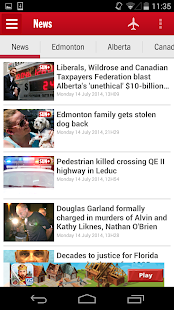 Edmonton SUN+- screenshot thumbnail
