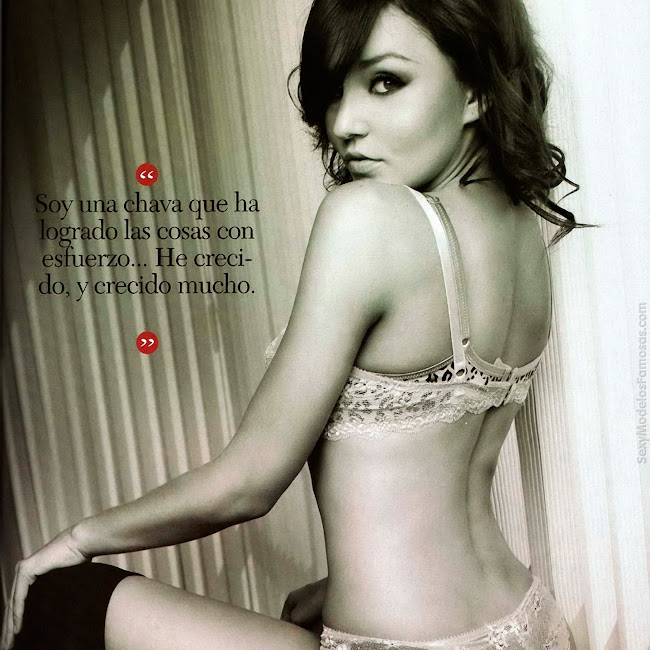 Angelique Boyer Foto 48