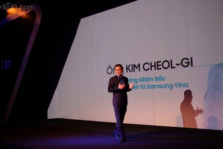 Đang tường thuật trực tiếp sự kiện #Samsung ra mắt #GalaxyS7 và