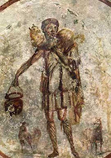 Bức Mục Tử Nhân Lành, thế kỷ III